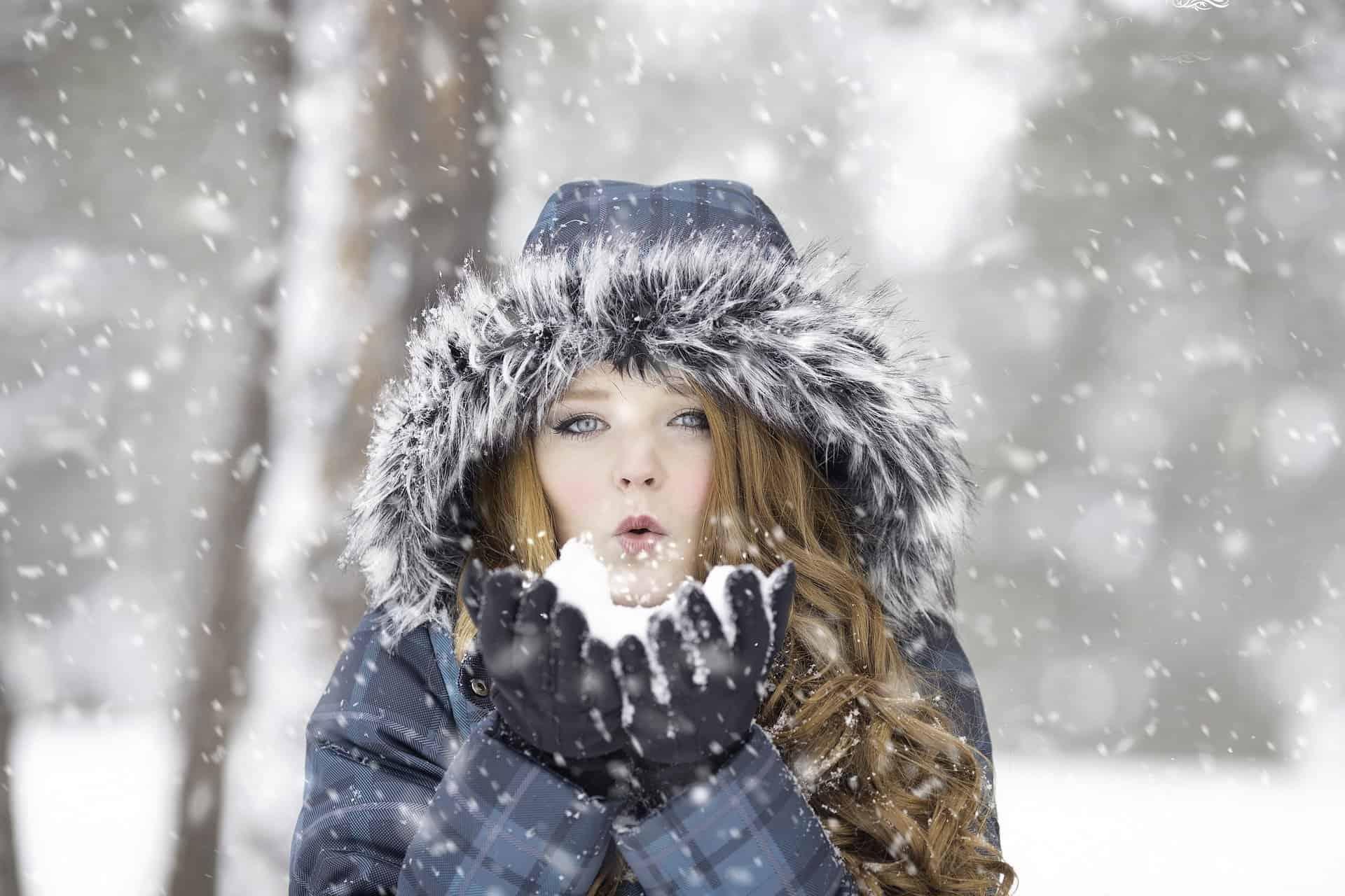 Uit de ratrace met de sneeuw